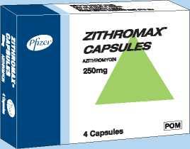 Zithromax medication